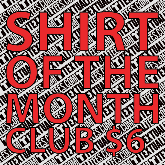 Shirt Of The Month Club