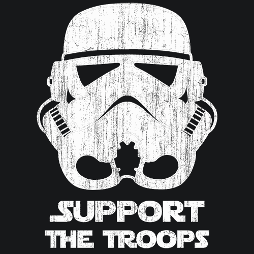 Support The Troops