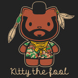 Kitty The Fool T-Shirt