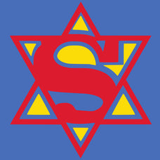 SuperJew Super Jew T-Shirt