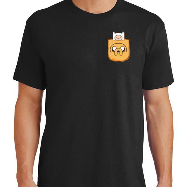 Adventure Pocket T-Shirt