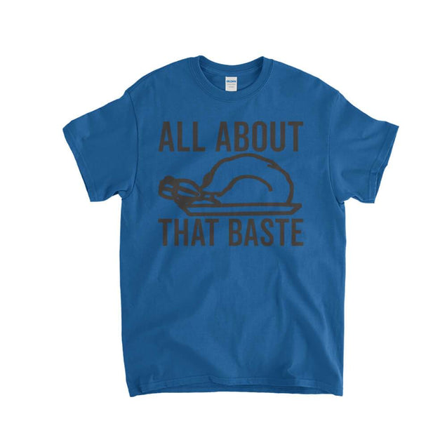 All About That Baste Kids T-Shirt - Textual Tees