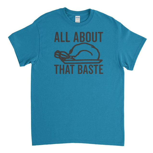 All About That Baste Mens T-Shirt Mens T-Shirt - Textual Tees