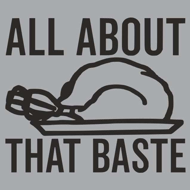 All About That Baste Kids T-Shirt Kids T-Shirt - Textual Tees