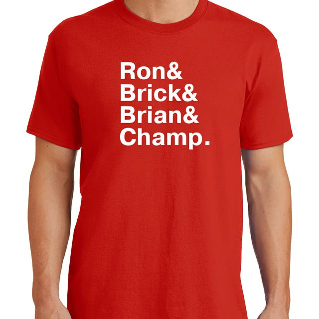 Anchorman Names T-Shirt