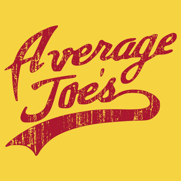Average Joes T-Shirt Dodgeball Tee T-Shirts - Textual Tees