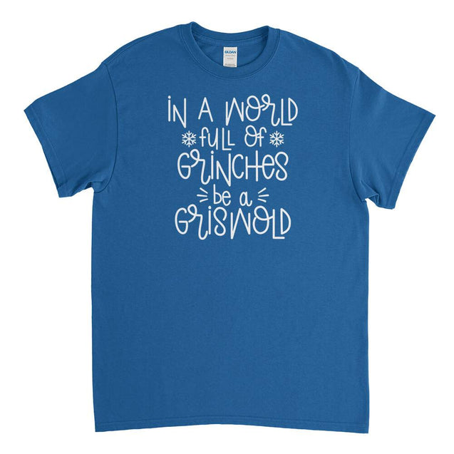 Be a Griswold Mens T-Shirt Mens T-Shirt - Textual Tees