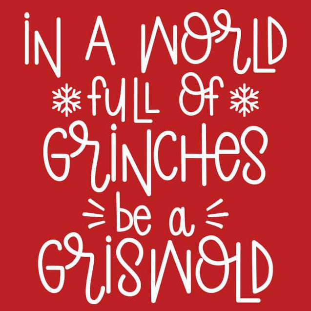 Be a Griswold Kids T-Shirt Kids T-Shirt - Textual Tees