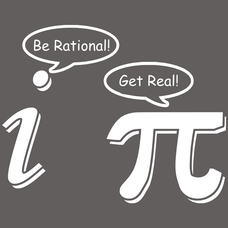Be Rational Get Real T-Shirts - Textual Tees