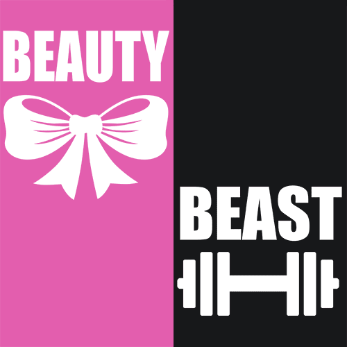 Beauty and the Beast T-Shirts - Textual Tees