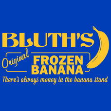 Bluths Frozen Banana Stand T-Shirts - Textual Tees