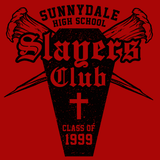 Buffy Slayers Club T-Shirts - Textual Tees