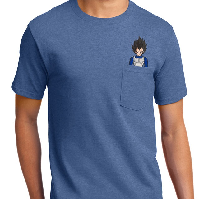 Casual Vegetta Pocket T-Shirt