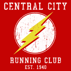Central City Running Club T-Shirts - Textual Tees