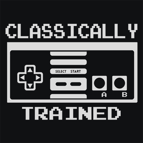 Classically Trained T-Shirts - Textual Tees