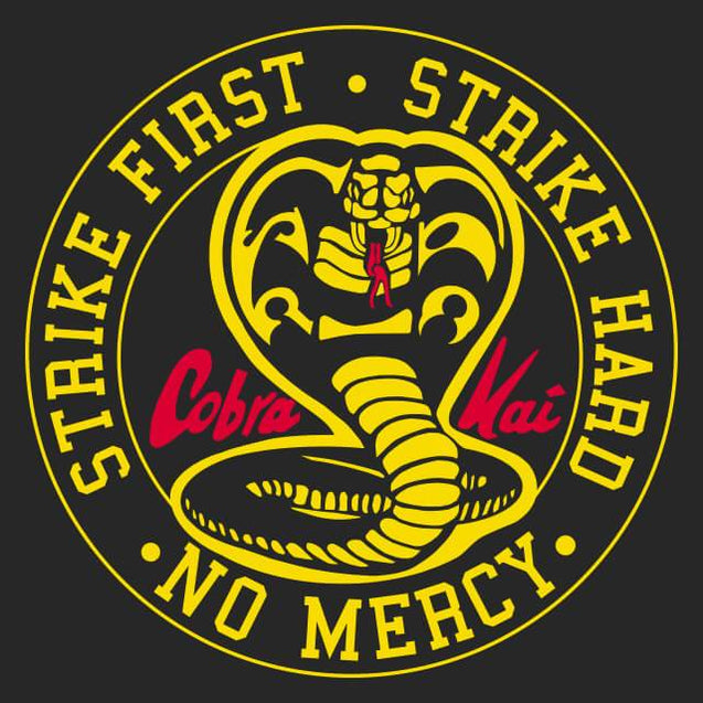Cobra Kai Kids T-Shirt - Textual Tees