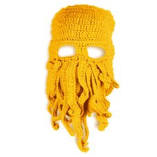 Cthulhu Knit Hat Hats - Textual Tees