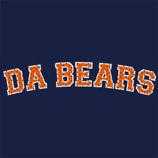 Da Bears T-Shirts - Textual Tees