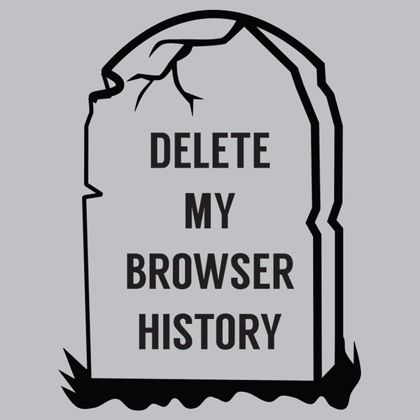 How do I clear my Internet browser history?