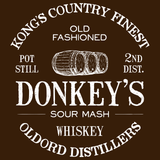 Donkey Kong's Finest Whiskey