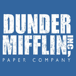 Dunder Mifflin Inc T-Shirt - Textual Tees