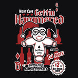 Gettin Hammered Harley Quinn T-Shirt