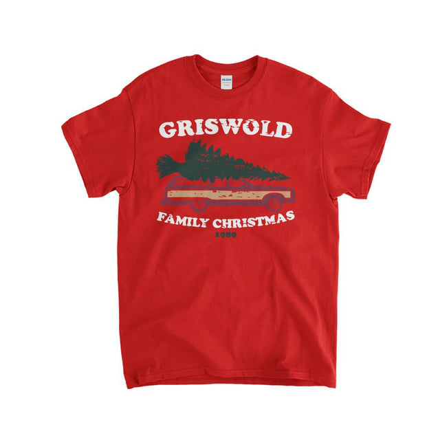 Griswold Family Christmas Kids T-Shirt Kids T-Shirt - Textual Tees