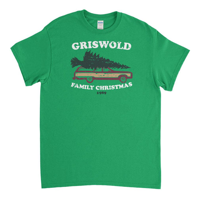 Griswold Family Christmas Mens T-Shirt Mens T-Shirt - Textual Tees