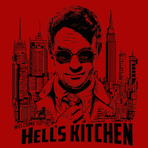 Welcome To Hell's Kitchen T-Shirt