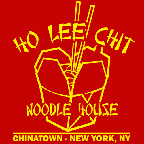Ho Lee Chit Noodle House Chinatown