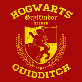 Gryffindor Quidditch T-Shirts - Textual Tees