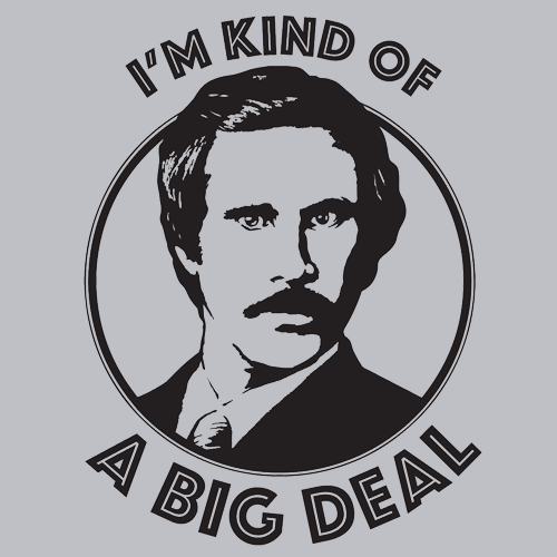 I'm Kind of a Big Deal T-Shirt T-Shirts - Textual Tees