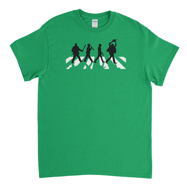 Killers Abbey Road Mens T-Shirt - Textual Tees