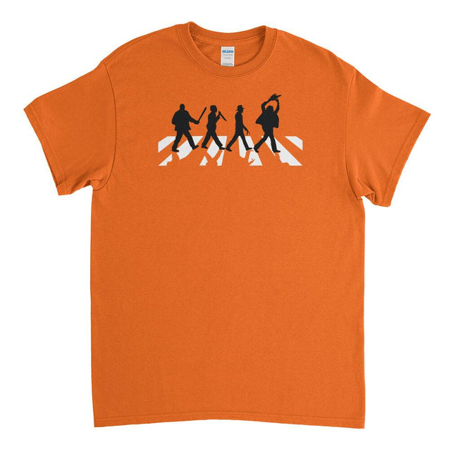 Killers Abbey Road Mens T-Shirt Mens T-Shirt - Textual Tees