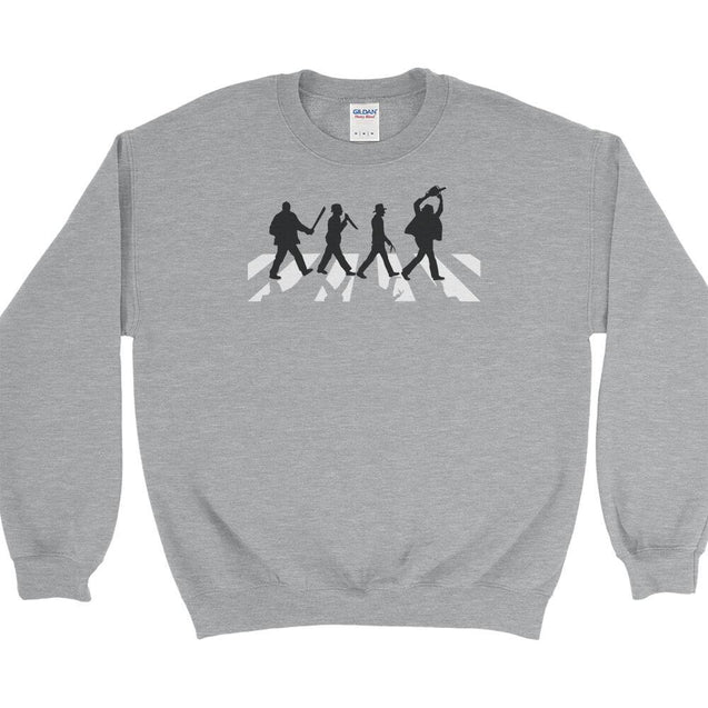 Killers Abbey Road Sweatshirt Sweatshirt - Textual Tees