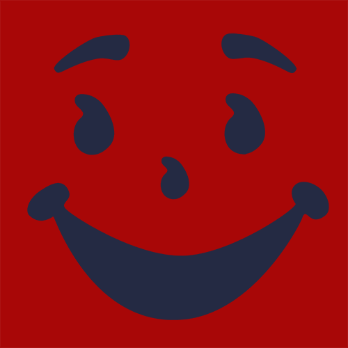 Kool aid man face funny 90s red t shirt textual tees kool aid man t shirts textual tees sciox Choice Image