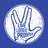 Live Long and Prosper Spock
