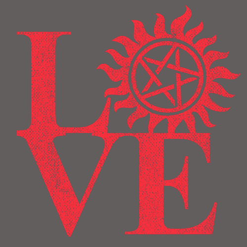 Love Hunting Supernatural