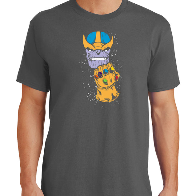 Thanos Infinity Gauntlet T-Shirt - Textual Tees