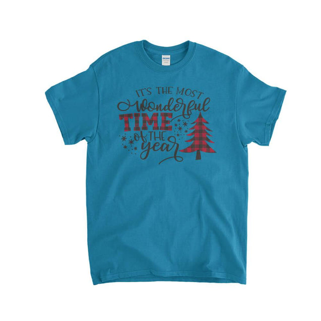 Most Wonderful Time of The Year Kids T-Shirt - Textual Tees
