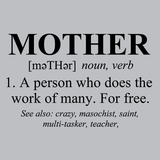 Mother Defined Mothers Day