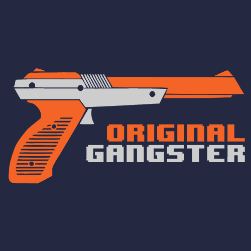 Original Gangster NES Zapper
