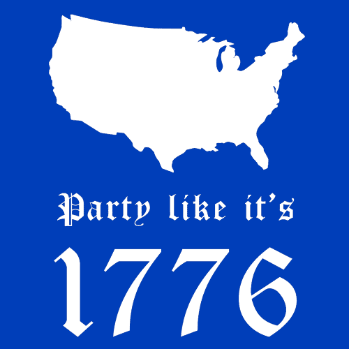 Party Like It's 1776