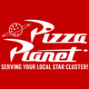Pizza Planet T-Shirt - Textual Tees