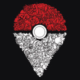 pokemon locator go t-shirt