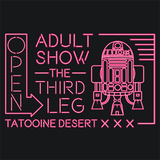 Adult Show The Third Leg R2D2