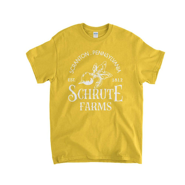 Schrute Farms Kids T-Shirt - Textual Tees