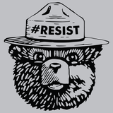 Smokey The Bear Resist