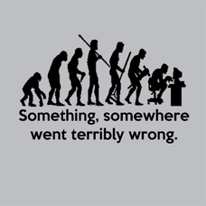 Something Somewhere Went Terribly Wrong