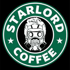 Star Lord Coffee T-Shirt